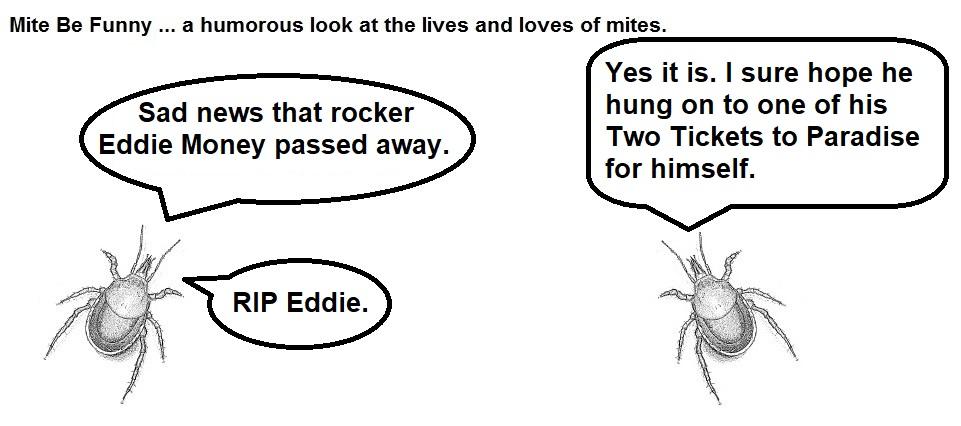 Mite Be Funny RIP Eddie Money 1