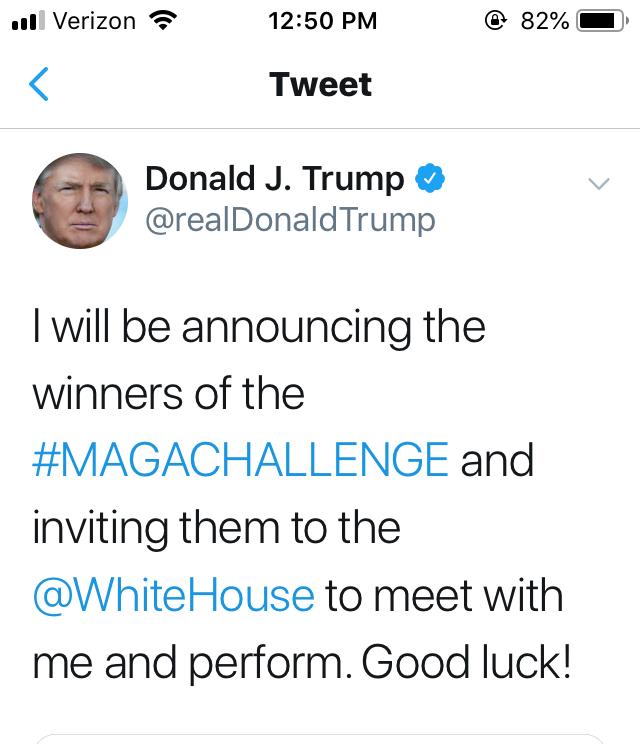 Maga Challenge