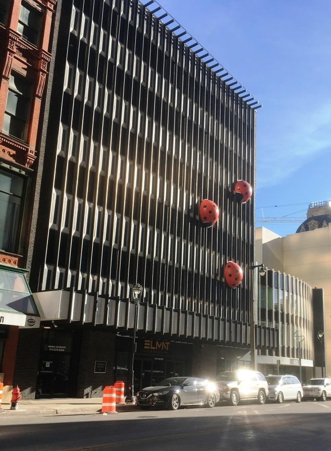 Ladybug Building