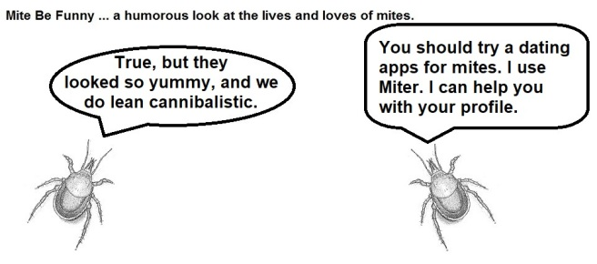 Mite Be Funny #153b Miter