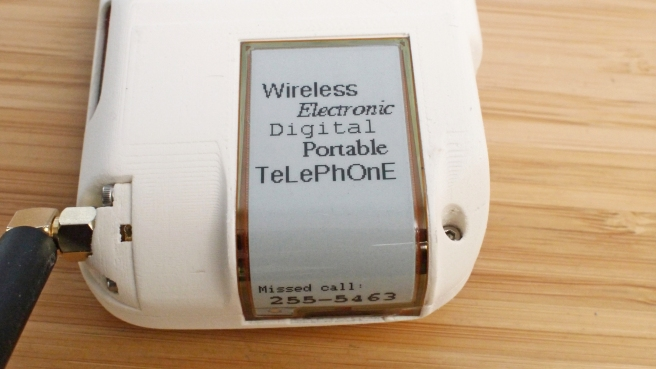 Cell phone rotary screen