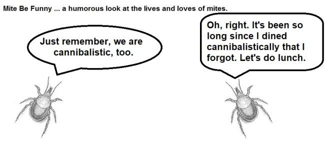 Mite Be Funny #159b Coronavirus
