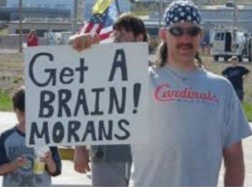 Sign Morans