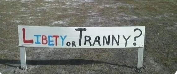 Sign Tranny