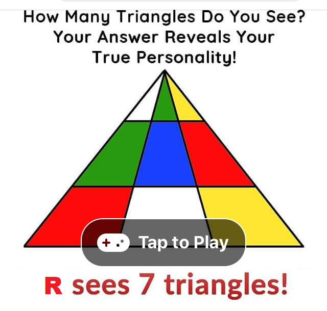 Triangle R