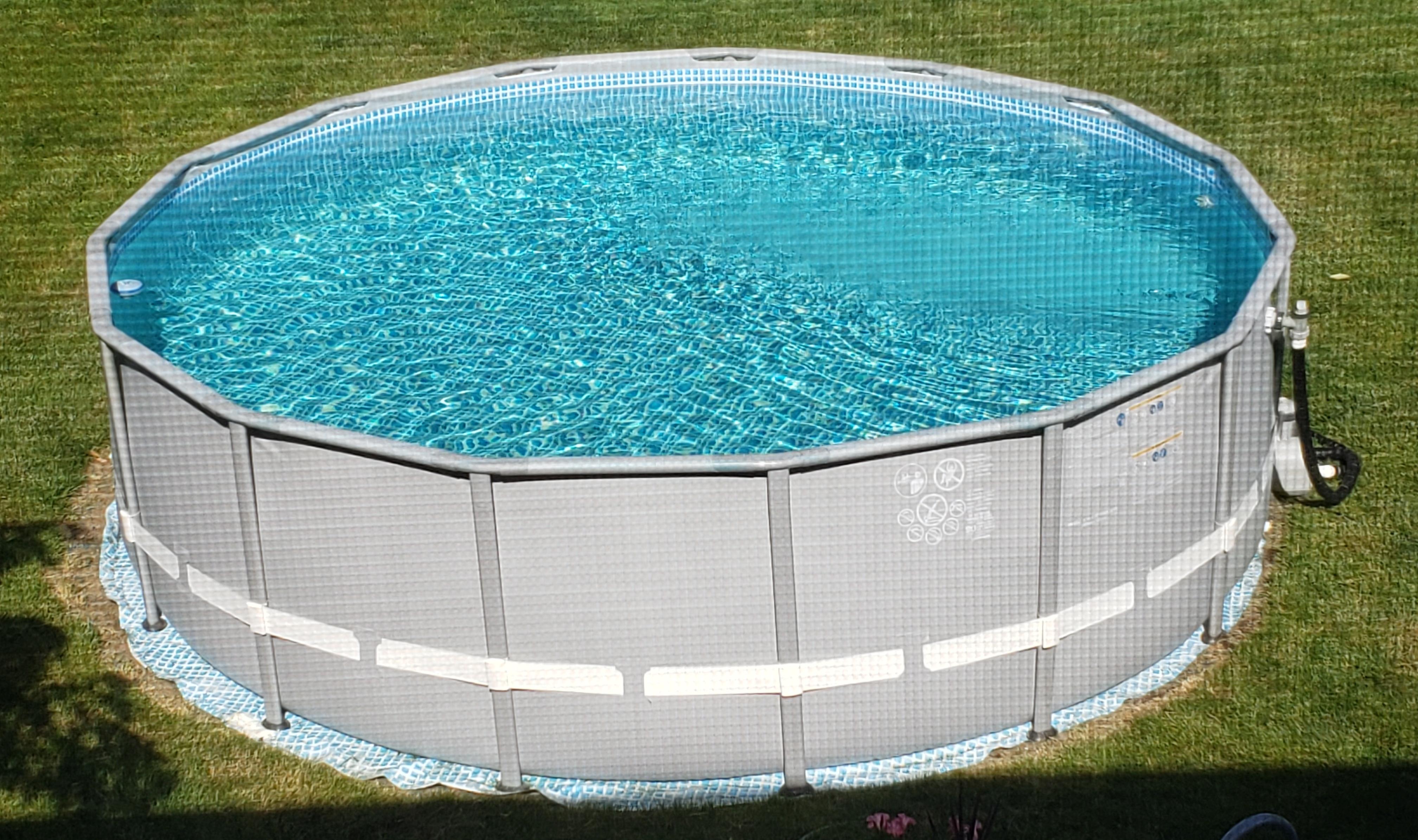 Pool 15 foot