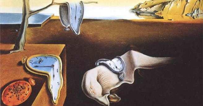 Clocks Dali