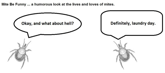 Mite Be Funny #180b Heaven & Hell