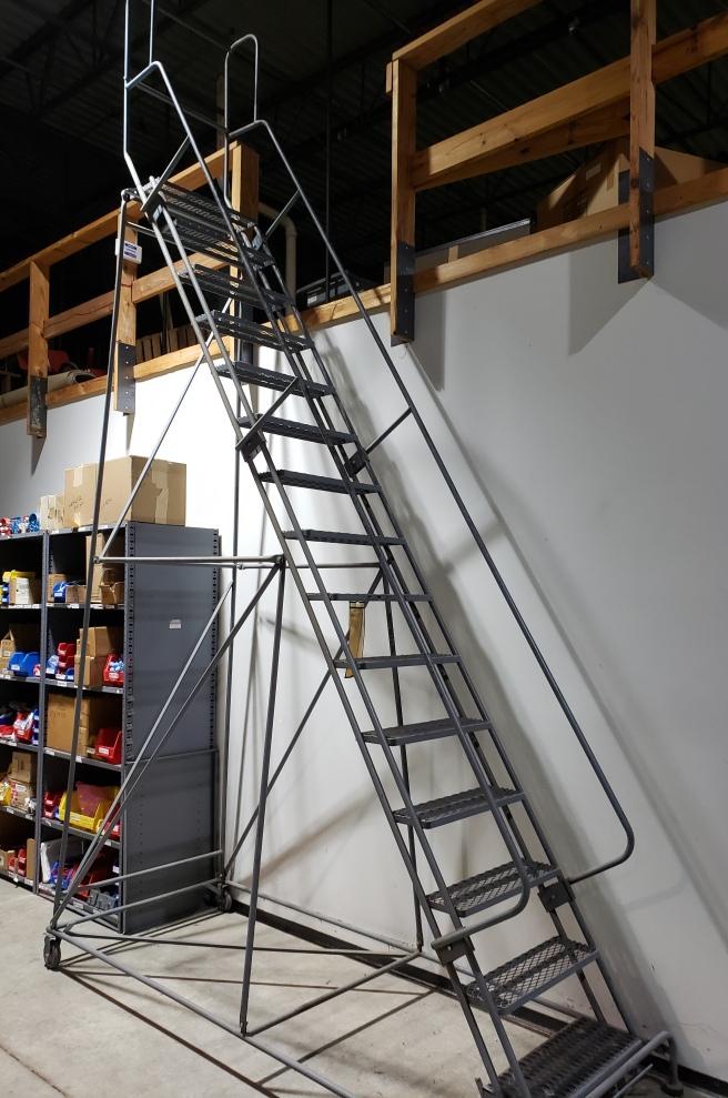 G Stairs