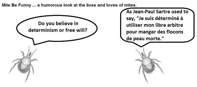 Mite Be Funny #183a Sartre